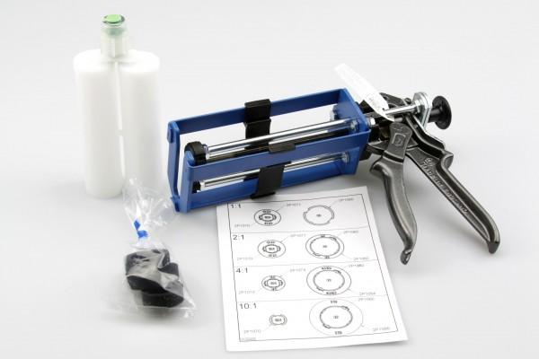 COX Austraggerät für UHU 200ml Doppelkammersystem Kartuschen