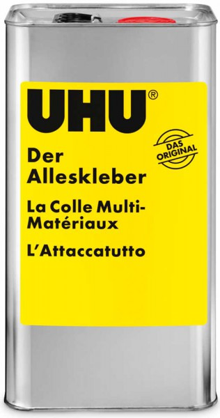 UHU All Purpose Adhesive, Can 5kg