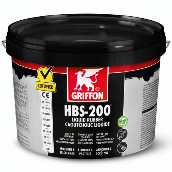 GRIFFON HBS-200® LIQUID RUBBER Eimer 5l