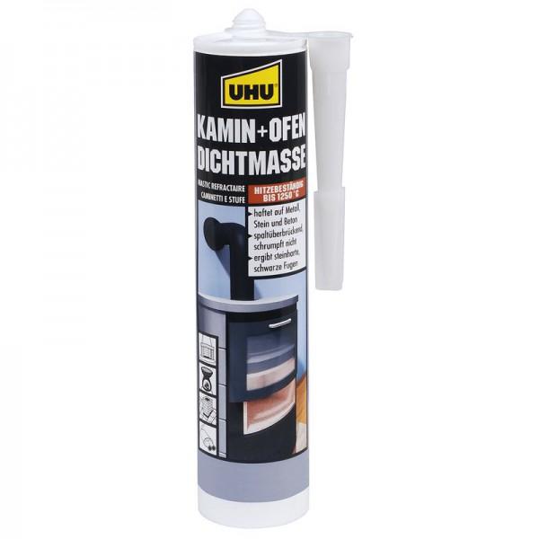 UHU chimney & oven sealant, cartridge 530g