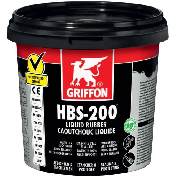 GRIFFON HBS-200® LIQUID RUBBER Eimer 1l