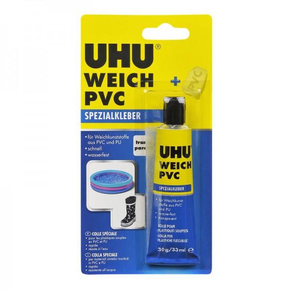 UHU SOFT PVC, Tube 30g